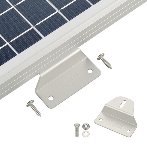 Z BRACKETS SET OF 4 ZB4A - RICH SOLAR