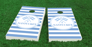 Nantucket Cornhole Board Set The Nantucket Collection