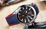 MEGIR Men's Chronograph Analogue