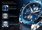 Forsining Men Watches Top Brand Luxury Mechanical