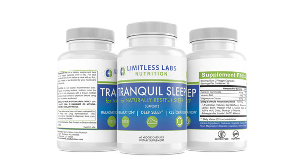 Brain Hero + Tranquil Sleep Combo
