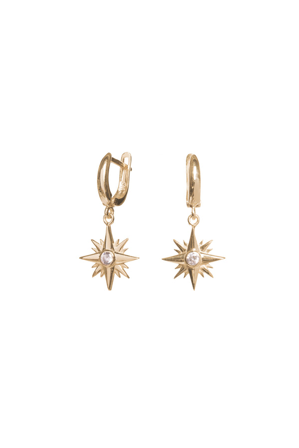 BIG STAR EARRING