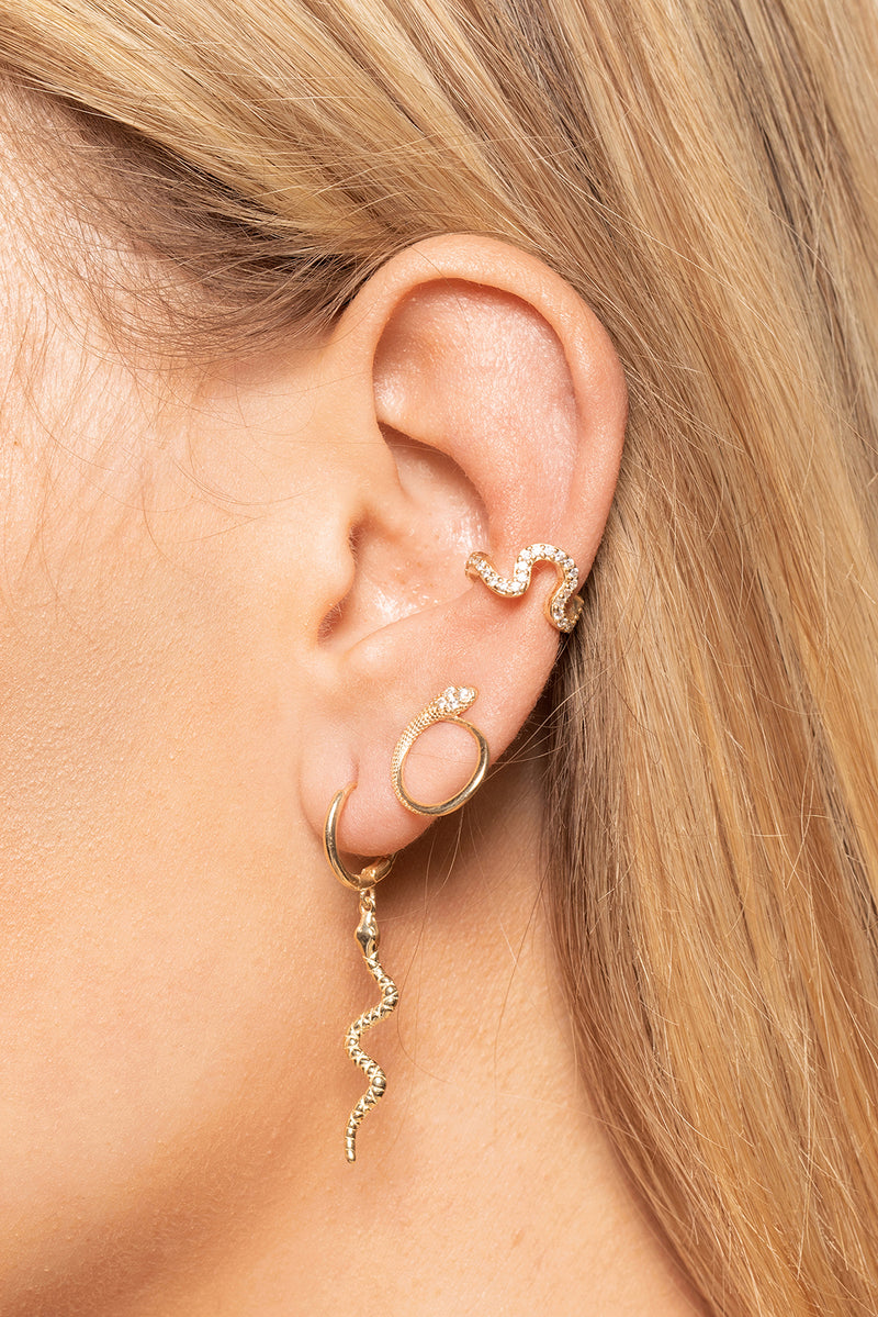 MINI CRYSTAL EARCUFF