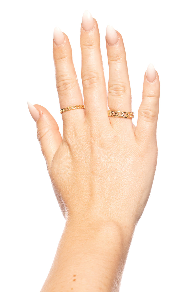 THIN CHAIN RING