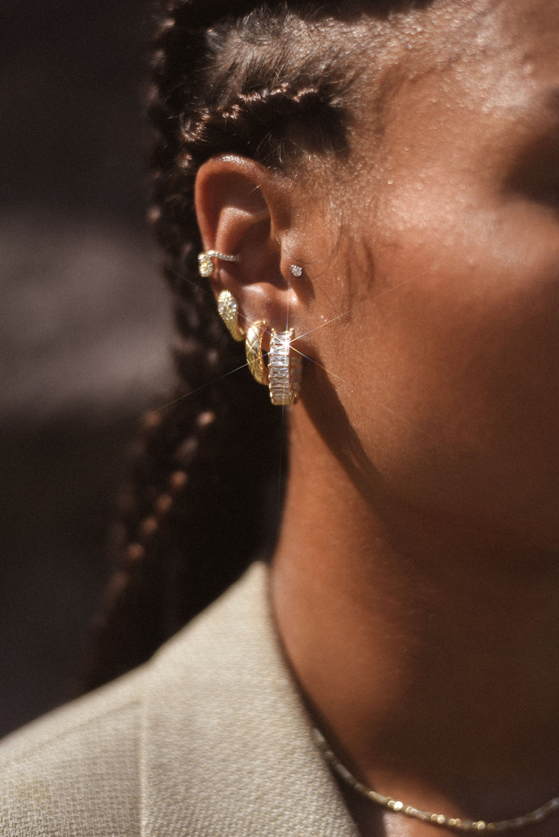 THE LUXE HOOPS