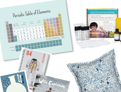 15 Gift Ideas for Kids that Love Science | Pretty Nerdy Press