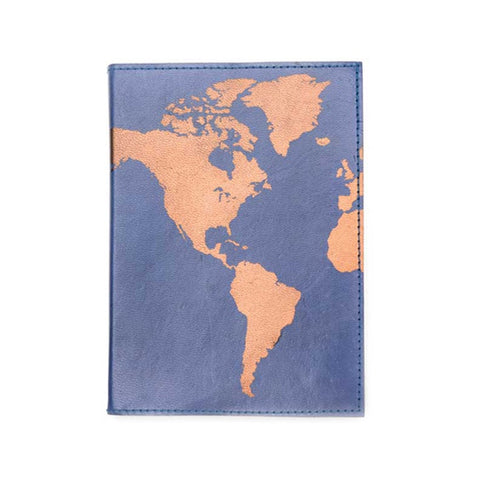 Globetrotter Leather Journal - Fair Trade Winds