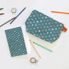 Nerdy Math Gift | Modern Math Zipper Pouch or Pencil Pouch | Pretty Nerdy Press