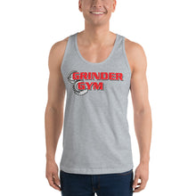 Load image into Gallery viewer, GRINDER GYM: Unisex 100% Cotton Classic Tank Top