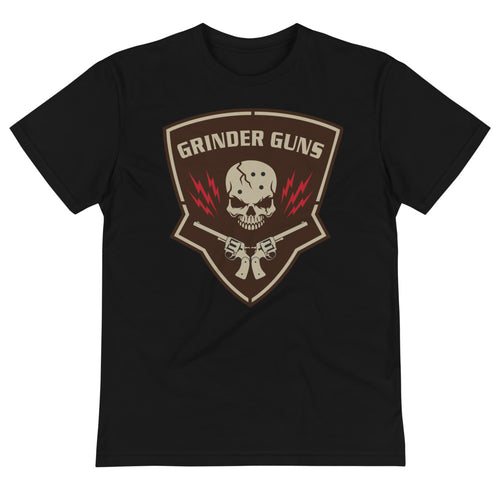 GRINDER GUNS - Sustainable T-Shirt