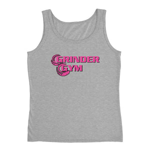 GRINDER GYM: Ladies' Tank