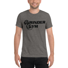 Load image into Gallery viewer, GRINDER GYM: Unisex Triblend Short Sleeve T-Shirt