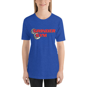 GRINDER GYM: Unisex Short-Sleeve T-Shirt
