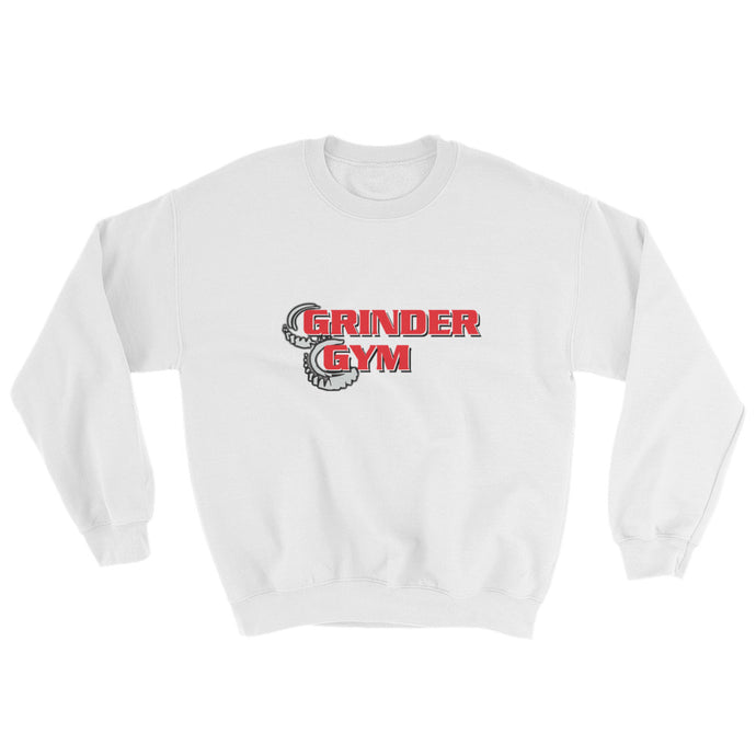 GRINDER GYM: Unisex Heavy Blend Crewneck Sweatshirt