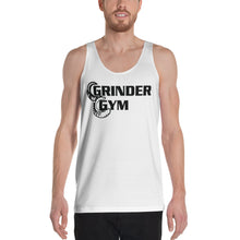 Load image into Gallery viewer, GRINDER GYM: Unisex 100% Polyester Tank Top
