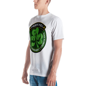PADDY PULL: Men's 100% Polyester T-shirt
