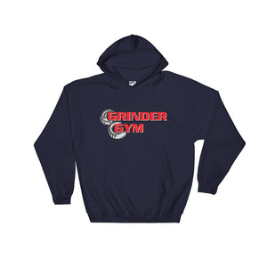 GRINDER GYM: Unisex Heavy Blend Hooded Sweatshirt