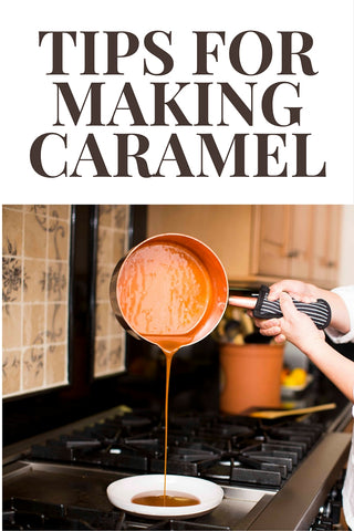 easy tips for caramelizing sugar
