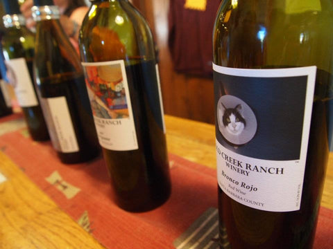 Wines at Old Creek