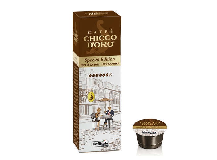 CHOCCO DREAM - Chicco d'Oro - Gusto-di-Casa