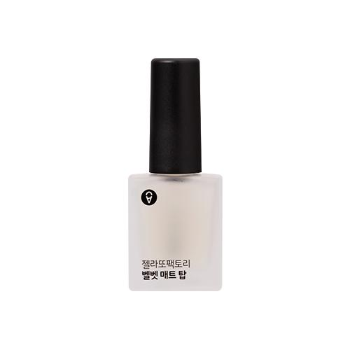 Velvet Matt Top Coat