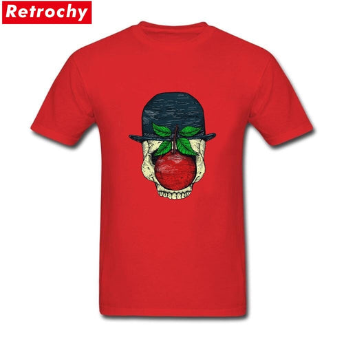 Apple and Skull T-Shirts