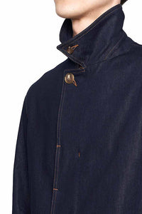Balmacaan Coat MC001
