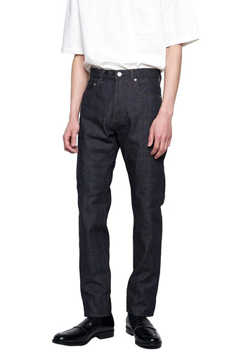 Slim Selvage Jeans  Indigo Rigid  MP001