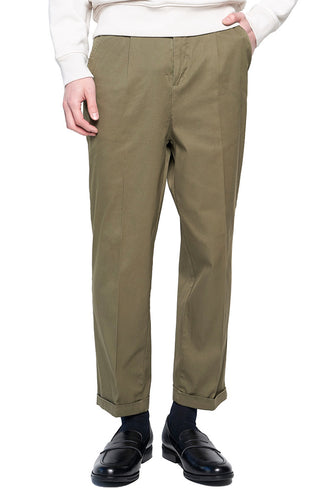 Khaki Dress Tack Trousers MP004