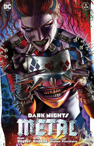 Greg Horn Greg Horn Batman Harley Quinn Harley Who Laughs Batman Who Laughs DC Comics Variant Exclusive East Side Comics