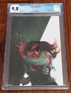 IMMORTAL HULK 17 CGC 9.8 RAHZZAH RED SHE-HULK WHITE VIRGIN VARIANT