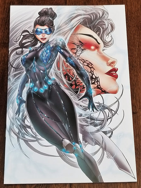 WHITE WIDOW 2 JAMIE TYNDALL PULSE VIRGIN KICKSTARTER VARIANT-G