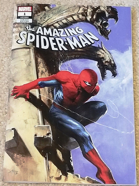 AMAZING SPIDER-MAN #1 GABRIELLE DELL OTTO EXCLUSIVE VARIANTS 1st KINDRED