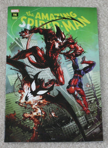 AMAZING SPIDER-MAN #796 CLAYTON CRAIN LOGO EXCLUSIVE VARIANT 1st RED GOBLIN COVER 9.0