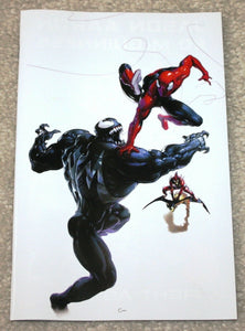 AMAZING SPIDER-MAN #797 CLAYTON CRAIN WHITE VIRGIN EXCLUSIVE VARIANT RED GOBLIN VENOM