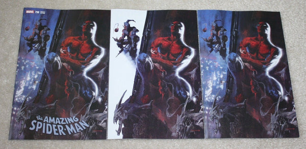 AMAZING SPIDER-MAN #798 GABRIELLE DELL OTTO EXCLUSIVE VARIANT 1st RED GOBLIN 3-PACK