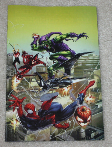 AMAZING SPIDER-MAN #799 CLAYTON CRAIN VIRGIN EXCLUSIVE VARIANT RED GOBLIN