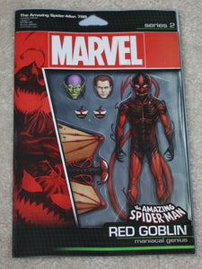 AMAZING SPIDER-MAN #799 JOHN TYLER CHRISTOPHER ACTION FIGURE EXCLUSIVE VARIANT RED GOBLIN