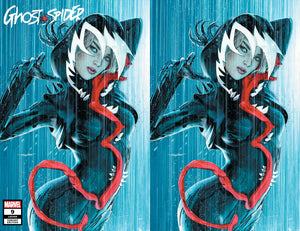 Ghost-Spider 9 Mike Mayhew Gwenom Spider-Gwen Virgin Variant DC Comics Marvel Comics X-Men Venom Spider-man East Side Comics Virgin Exclusive cgc signed ss comics