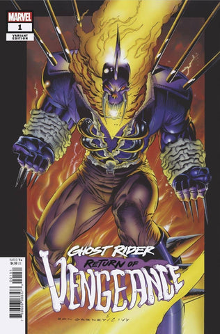 Ghost Rider Return of Vengeance Annual 1 Peach Momoko Amazing Spider-man Virgin Variant DC Comics Marvel Comics X-Men Batman East Side Comics Virgin Exclusive cgc signed ss comics
