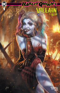 Harley Quinn 1 Marilyn Monroe Year of the Villain Rudy Ao Variant Joker DC Comics Marvel Comics Batman East Side Comics Comicxposure Exclusive cgc