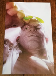 IMMORTAL HULK #22 ALEX GARNER GREY HULK JOE FIXIT VIRGIN EXCLUSIVE VARIANT 8.0 - 9.0