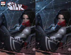 Silk 1 Jeehyung Lee Spider-Gwen Venom Amazing Spider-man Virgin Variant DC Comics Marvel Comics X-Men Batman East Side Comics Virgin Exclusive cgc signed ss comics
