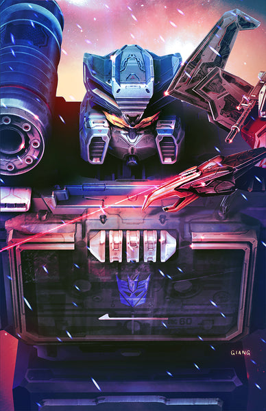 Transformers 1984 84 2 John Giang Grimlock Soundwave Virgin Variant IDW Comics DC Comics Marvel Comics East Side Comics KRS Comics Exclusive CGC GI