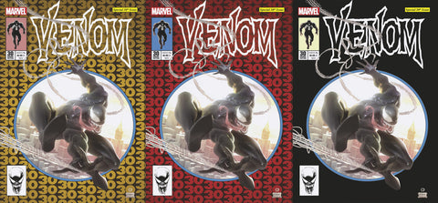 Venom 30 Alex Garner 300 Homage Amazing Spider-man Todd McFarlane Virgin Variant DC Comics Marvel Comics X-Men Batman East Side Comics Virgin Exclusive cgc signed ss comics