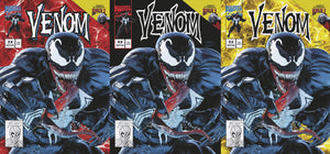 Venom 32 Lethal Protector 1 Mike Mayhew Mark Bagley Homage Amazing Spider-man Virgin Variant DC Comics Marvel Comics X-Men Batman East Side Comics Virgin Exclusive cgc signed ss comics