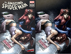 AMAZING SPIDER-MAN #6 HUMBERTO RAMOS NYCC EXCLUSIVE VARIANTS