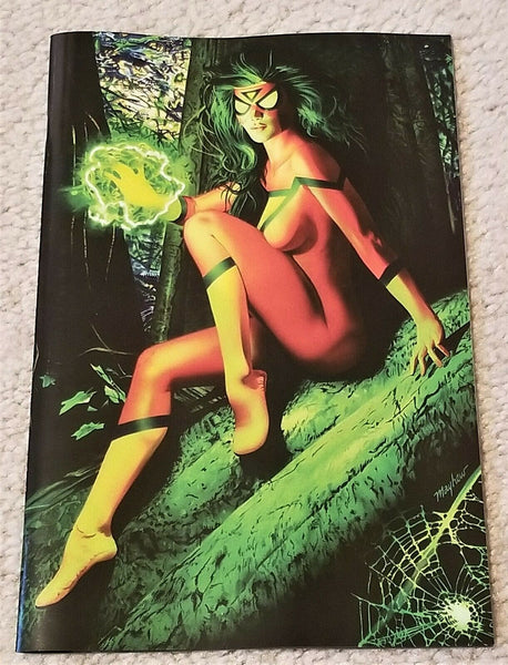 AMAZING SPIDER-MAN #17 18 19 20 21 MIKE MAYHEW LUCIO PARRILLO LOGO & VIRGIN VARIANT 10-PK HUNTED