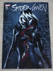 SPIDER-GWEN #25 MIKE DEODATO GWENOM EXCLUSIVE VARIANT