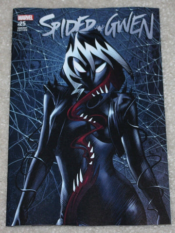 SPIDER-GWEN #25 MIKE DEODATO GWENOM EXCLUSIVE VARIANT 8.0 - 9.0
